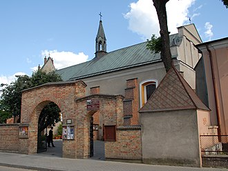Płońsk - St Michael's Church
