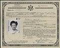 Koharu Maruki's naturalization certificate.jpg