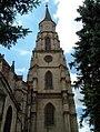 Kolozsvár - Szent Mihály-templom - torony.jpg