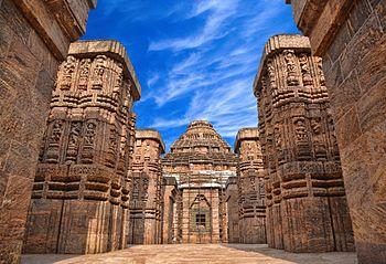 Konark Temple, Odisha by Ankush Bagga 1.jpg