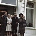 Koningin Juliana en Prins Bernhard met president Heinemann en diens echtgenote o, Bestanddeelnr 254-8984.jpg