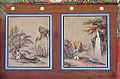 Korea-Gangwon-Woljeongsa Paintings 1739-07.JPG