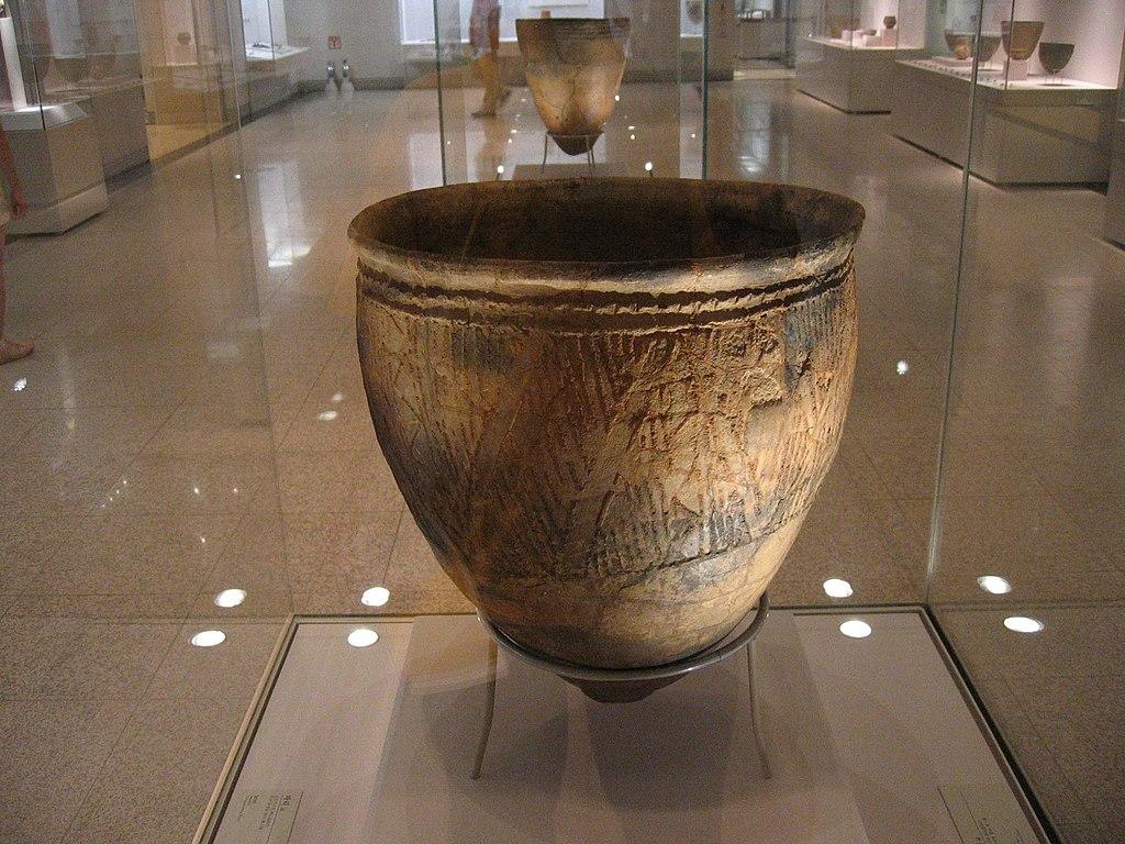 Korean Neolithic Pot