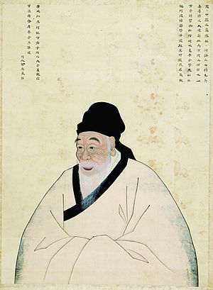 Westerners (Korean political faction) - Song Si-yeol, who was the most prominent of the students of Kim Jib