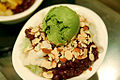 Korean shaved ice-Green tea bingsu-05.jpg