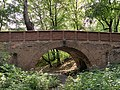 Królikarnia Palace - bridge in the park 03.jpg