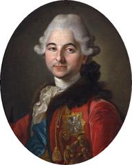 Portrait of Stanisław Augustus Poniatowski
