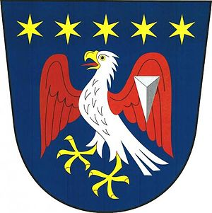 Krahulčí - Image: Krahulčí Coa