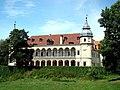 Krobielowice, Pałac marszałka Blüchera - fotopolska.eu (171334).jpg
