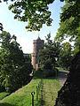 Kronenburgertoren in Kronenburgpark.JPG