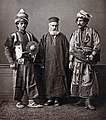 Kurds and Orthodox priest, 1873.jpg