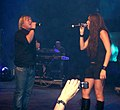 Kurt Nilsen and Marion Raven exlusive secret duet -Photo by Steffen Rasmussen-.jpg