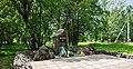 Kuuterselkä War Monument to Finnish Soldiers.jpg