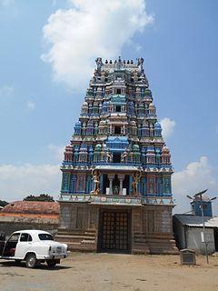 Kodi Kuzhagar temple