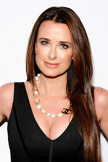 Kyle Richards American actress, socialite, television personality, memoirist and philanthropist