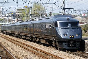 Eiji Mitooka - Image: Kyushu Railway Series 787 01