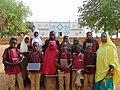 L'équipe de l'école Yantala pour le wikichallenge 2019.jpg