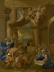 L'Adoration des bergers, 1633, Londres, National Gallery.jpg