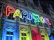 L'Hotel de Ville, Paris 2012
