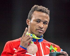 Lázaro Álvarez - Álvarez at the 2016 Olympics