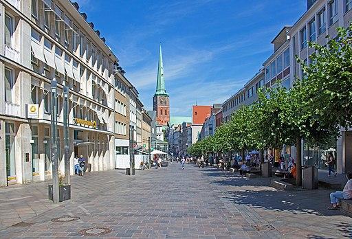 Lübeck Breite Straße