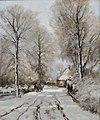 L.F.H. Apol - Winterlandschap bij Mariahoeve, Den Haag - XN491 - Cultural Heritage Agency of the Netherlands Art Collection.jpg