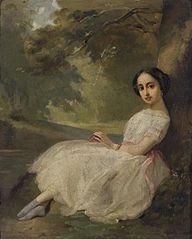 Portrait of L.L.Lazareva