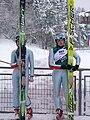 LCOC Ski jumping Villach 2010 - Clair Espiau 100.JPG