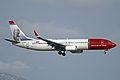 LN-NGI B737-8JPW Norwegian Air Shuttle PMI 03OCT13 (10073781103).jpg