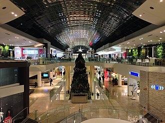 The Core Shopping Centre (Calgary) - Image: LOL Zpersonok TD Square