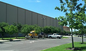 Charles McClendon Practice Facility - LSU Indoor Practice Facility