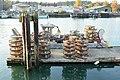 La Conner, WA - crab pots on the waterfront 01.jpg