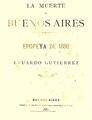 La muerte de Buenos Aires - Eduardo Gutierrez.pdf