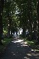 Laantje naar Kortland (hervormde pastorie) in Peize.jpg