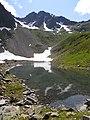 "Lac de Blantsin's sight toward ""Fontanabran"" - panoramio.jpg"