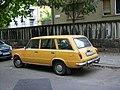Lada station wagon in Budapest (6533247675).jpg