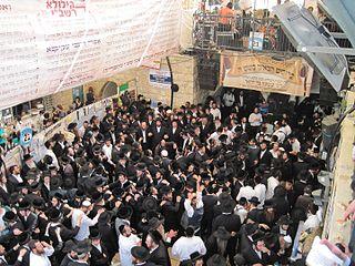 Hillula of Rabbi Shimon bar Yochai