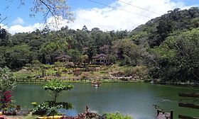 Lake in Mambukal.jpg