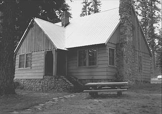 Lake of the Woods Ranger Station