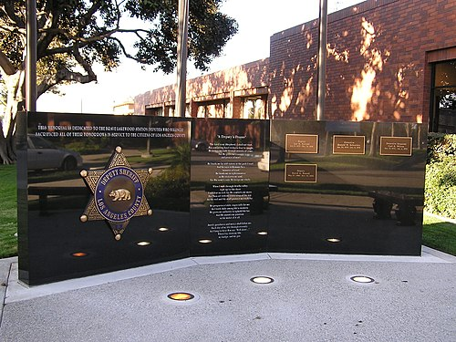Los Angeles County Sheriff's Department - Wikiwand