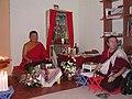 Lama Sherab Dordje et Lama Sherab Nandreul.jpg