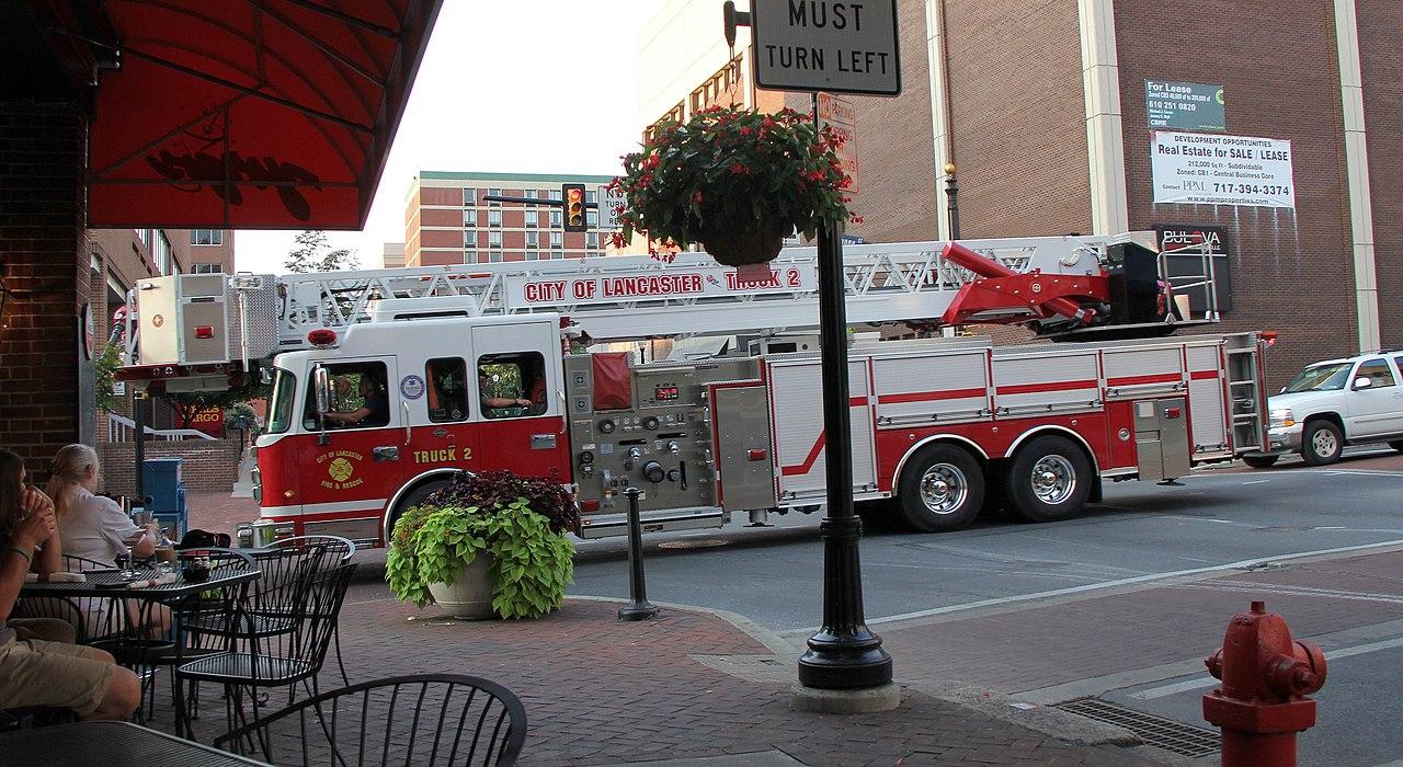 File lancaster city bureau of fire vehicle lancaster for Department of motor vehicles richmond va