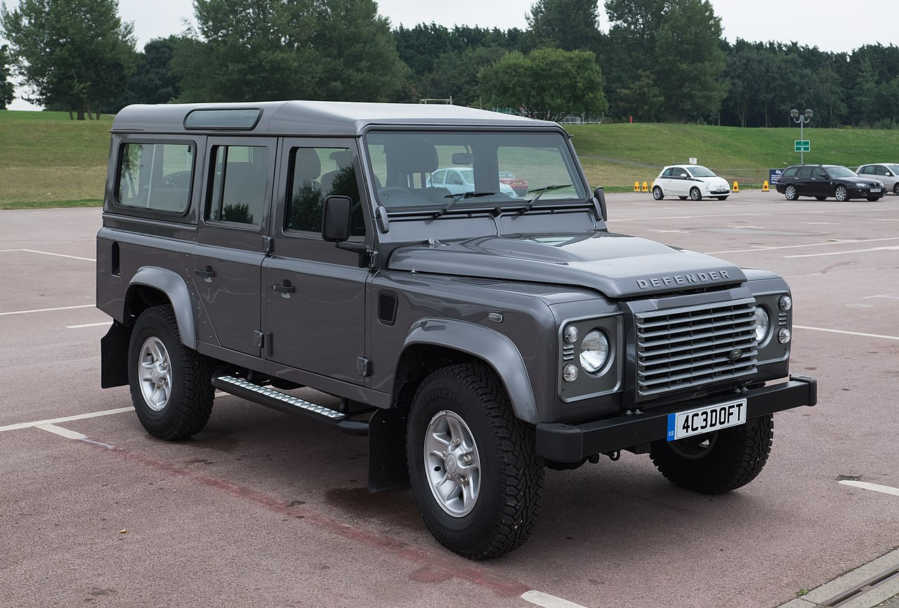 new used land rover defender 110 for sale in vancouver autos post. Black Bedroom Furniture Sets. Home Design Ideas