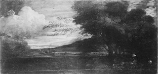Landscape with a Grove