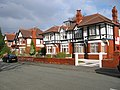 Large houses in Grappenhall - geograph.org.uk - 733796.jpg
