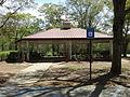 Large picnic shelter, City Park (Griffin).JPG