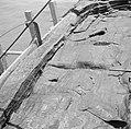 Latexvellen op een boot bij een rubberplantage in Malakka, Bestanddeelnr 255-6645.jpg