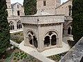 Lavabo at Cloister of Monastery of Poblet.jpg