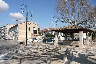 Cabannes, Bouches-du-Rhône - Wash house