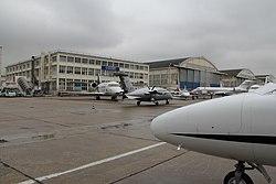 Letiště Paříž – Le Bourget